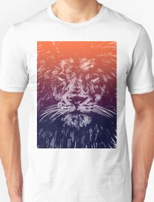 lion head Unisex T-Shirt