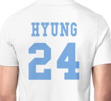 hyung 24 Unisex T-Shirt