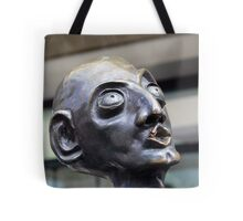 Swanston Street Commuter Tote Bag