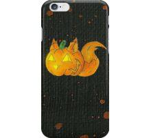 Wolf-o-Lantern iPhone Case/Skin