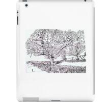 Pencil Trees iPad Case/Skin