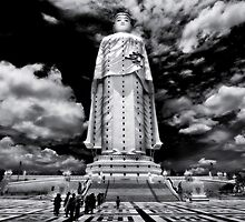 Big Buddha Bliss by Glen Allison