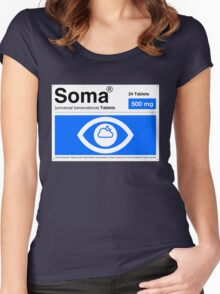 Soma Women's Fitted Scoop T-Shirt