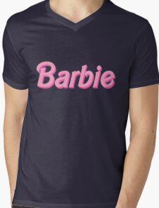 Barbie Mens V-Neck T-Shirt