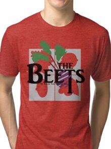Beets World Tour Tri-blend T-Shirt
