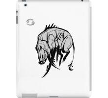 DoubleZodiac - Cancer Boar iPad Case/Skin