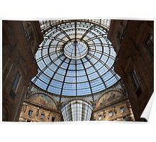 Galleria Vittorio Emanuele II Poster