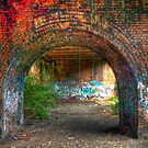 Urban decay-under the bridge by markbailey74