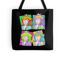 Pop Art Princess Tote Bag