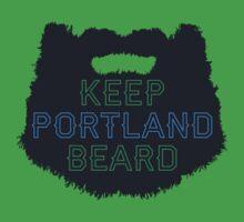 Keep Portland Beard Kids Clothes