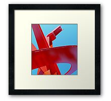 Buy This Sculpture--It's A Steel Framed Print