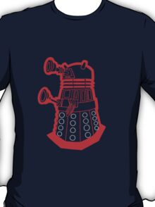 Red is dead! EXTERMINATE!!! T-Shirt