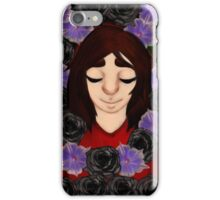 Glorious Roses in the Morning iPhone Case/Skin