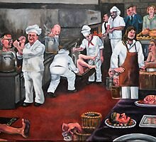 An Angry Cook's Fantasy by Douglas Manry