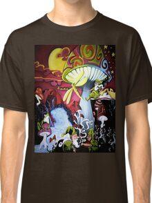 Shroomie Landscape Classic T-Shirt
