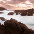 Sunset at Canal Rocks by palmerphoto