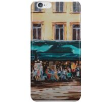 Cafe Today iPhone Case/Skin