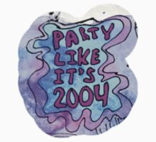 party like it's 2004 Baby Tee