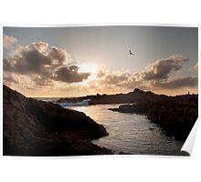 Canal Rocks, Western Australia Poster