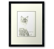 Cats Just cats 4 Framed Print
