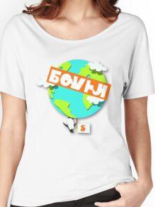 Splatfest Team South Pole v.4 Women's Relaxed Fit T-Shirt