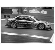 DTM Brands Hatch UK - Spengler Poster