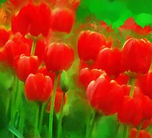 Red Tulips by rok-e