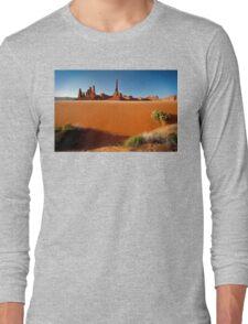 Totem Pole Sands Long Sleeve T-Shirt