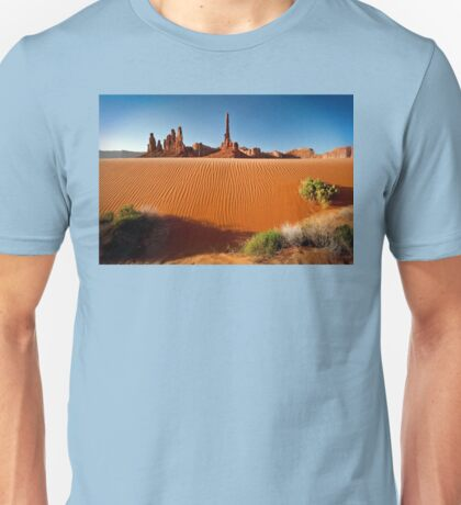 Totem Pole Sands Unisex T-Shirt