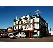 World Famous Alaska Hotel Photographic Print