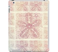 Flower Mandala Henna Tattoo iPad Case/Skin