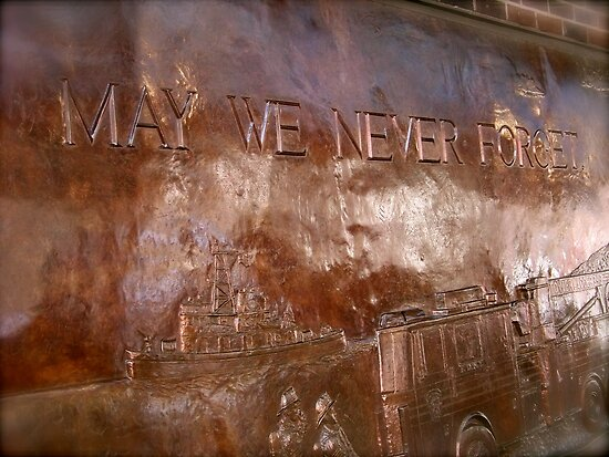 May We Never Forget by hcorrigan