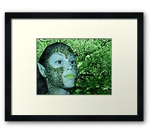 Forest Pixie Framed Print