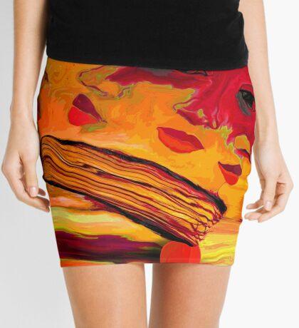 Bookmobile Mini Skirt