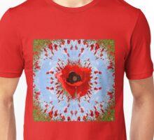 POPPY BURST Unisex T-Shirt