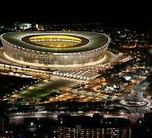 Cape Town Stadium by desdeary