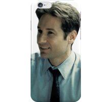 Fox Mulder iPhone Case/Skin
