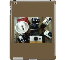 Give me your best shot iPad Case/Skin