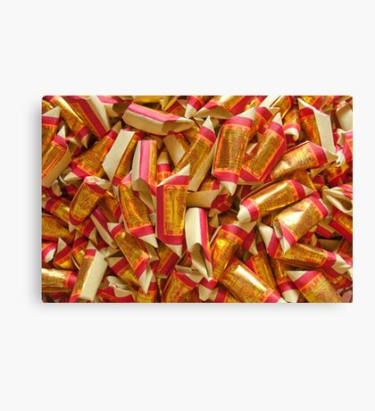 Paper Money (Joss Paper) Canvas Print