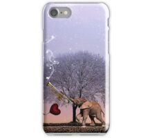 One Foot In Front Of The Other... iPhone Case/Skin