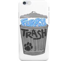 Furry Trash iPhone Case/Skin