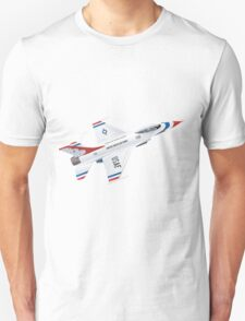 F-16: Thunderbirds T-Shirt