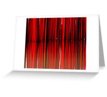 Sculpture Water Greeting Card