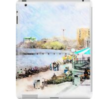 Memorial Union by the Lake iPad Case/Skin
