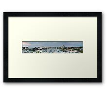 Townsville Panorama Framed Print