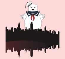 Stay Puft One Piece - Short Sleeve