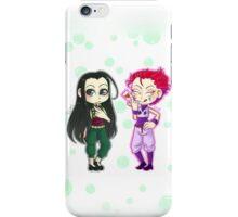 Hisoka and Illumi iPhone Case/Skin