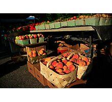 Farmers Market Series Photographic Print