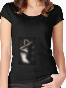Surrender to Ruin Women's Fitted Scoop T-Shirt