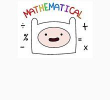 Adventure Time Finn MATHEMATICAL T-Shirt